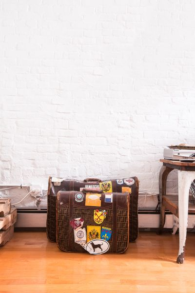 Travel as an inspiration for decor (Photo: Emily Assiran for Observer).