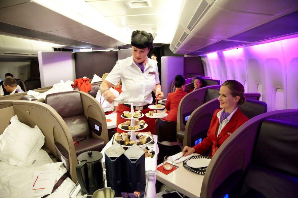Virgin Atlantic's Gatwick training facility (Photo: Virgin Atlantic).