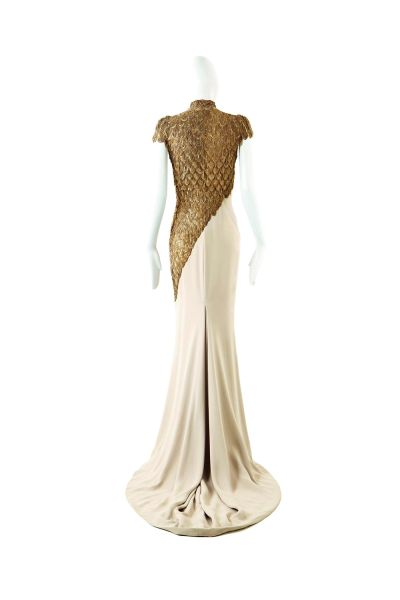 An Alexander McQueen for Givenchy dress Photo: Courtesy WilliamVintage)