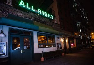 Some nightlife at Baby's All Right. (Emily Assiran for Observer)
