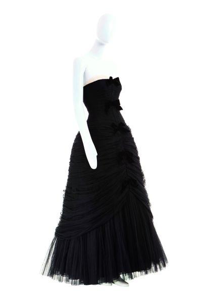 Chanels iconic little black dress Photo: Courtesy WilliamVintage