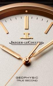Jaeger-LeCoultre Geophysic True Second PG_dial
