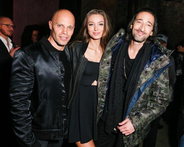 Adrien Brody, Lara Lieto, Keith Rubenstein