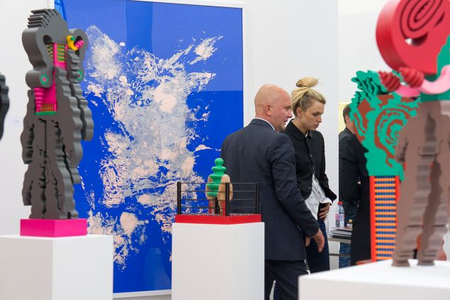 The 2011 LISTE Art Fair. (Photo: Wikipedia)
