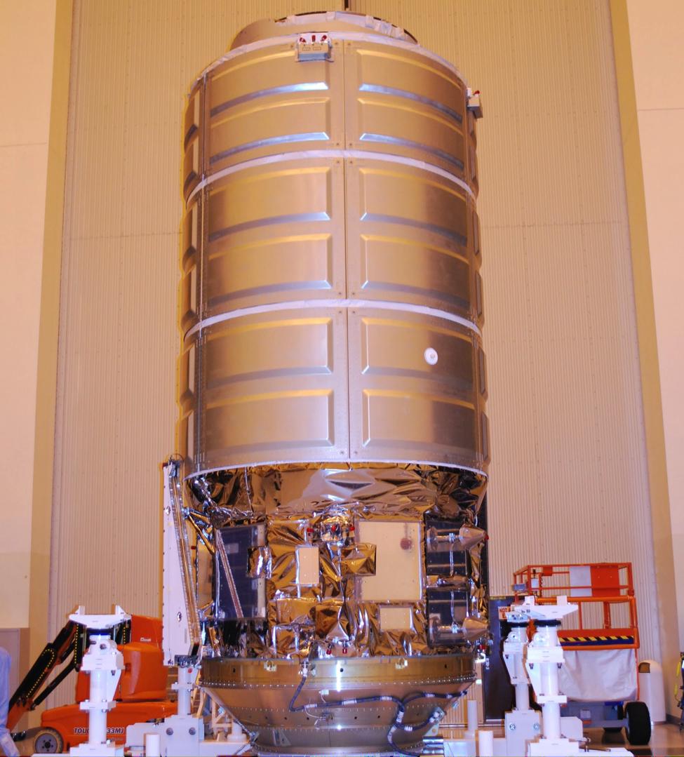 The Orbital ATK Cygnus Spacecraft (Photo: Robin Seemangal)