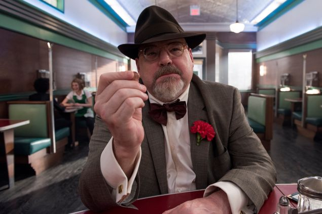 "HEROES REBORN -- ""Sundae, Bloody Sunday"" Episode 109 -- Pictured: Pruitt Taylor Vince as Casper Abraham -- (Photo by: Christos Kalohoridis/NBC)"