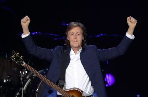Paul McCartney performing live in South Korea. (Photo: Chung Sung-Jun/Getty Images)