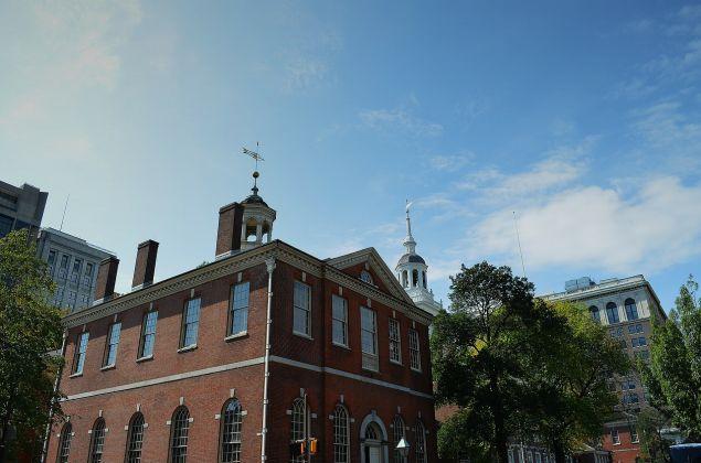 Independence Hall, Philadelphia, a World Heritage Site since 1979 (Photo: Bruce Emmerling)