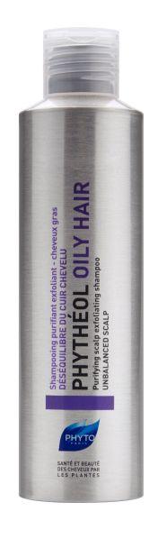 PHYTO PHYTOPhyteol Oily Hair Purifying Scalp Exfoliating Shampoo (Photo: Courtesy Phyto).