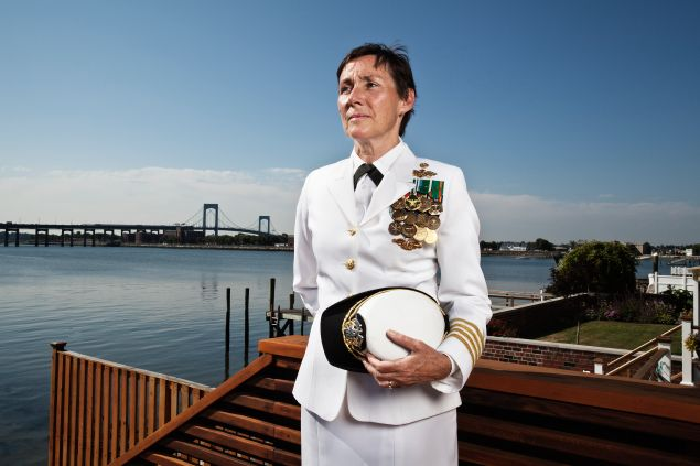 regina gallagher marengo, captain, navy photo: celeste sloman / city & state