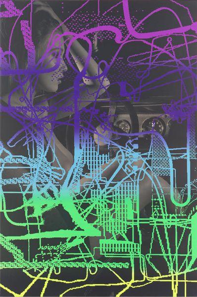 Richard Phillips, Conversation II, 2015. (Photo: Courtesy the artist and Mathew New York)