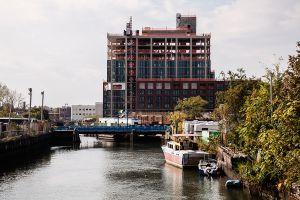 New construction at 365 Bond. (Photo: Celeste Sloman for Observer)