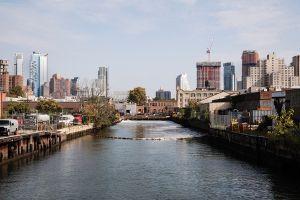 The infamous Gowanus Canal (Photo: Celeste Sloman for Observer)