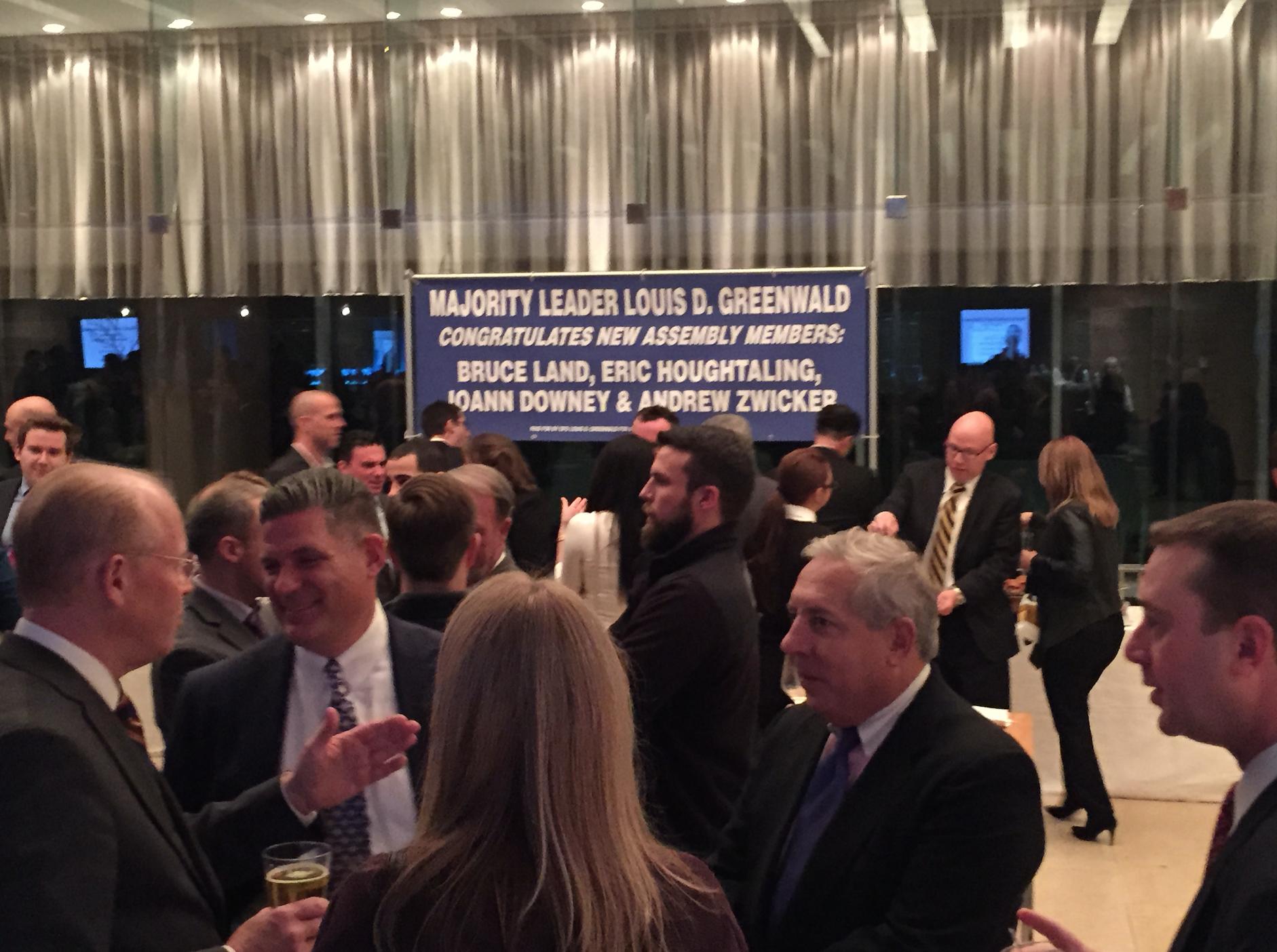 Greenwald at Caesar's Atlantic City