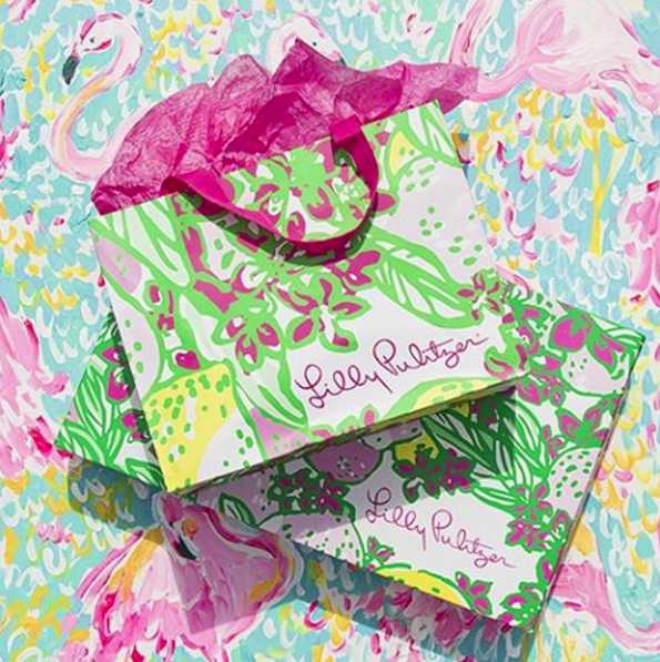 When it comes to Lilly, there's no Black Friday (Photo: Lilly Pulitzer Instagram).