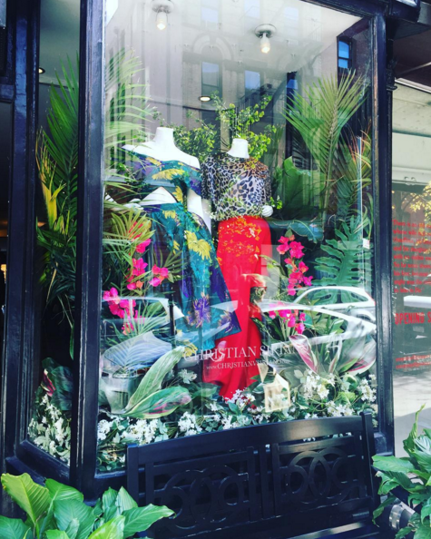 Glamorous gowns await (Photo: Christian Siriano Instagram).