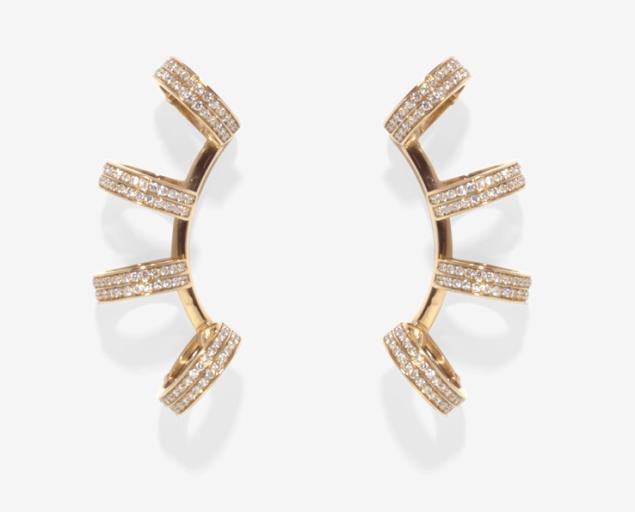 Berbère earrings (Photo: Repossi.com).