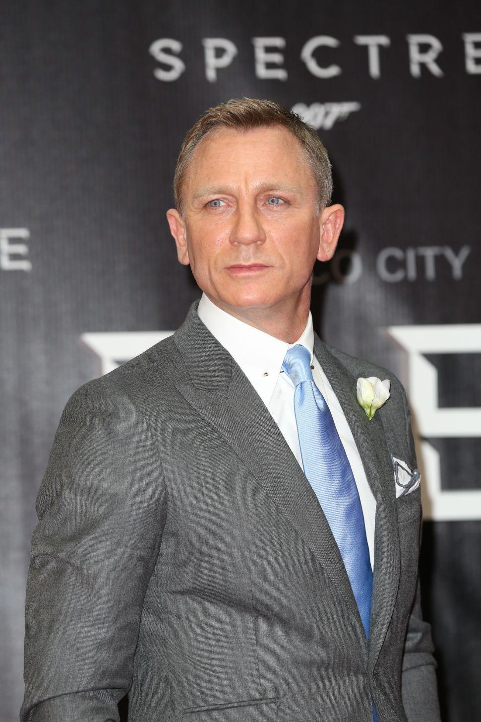 Daniel Craig (Photo: Belvedere).
