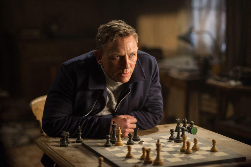 James Bond Movies Christopher Nolan Next Movie