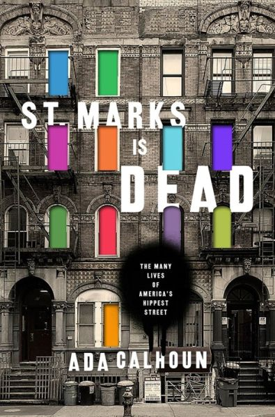 St. Mark's is Dead