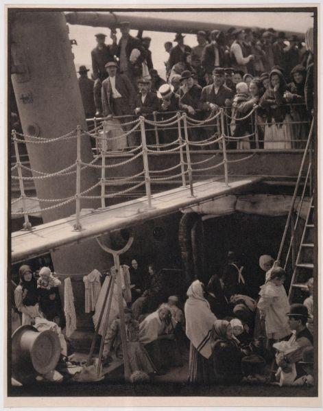 The Steerage (1907) by Alfred Stieglitz. (Photo: The Jewish Museum)