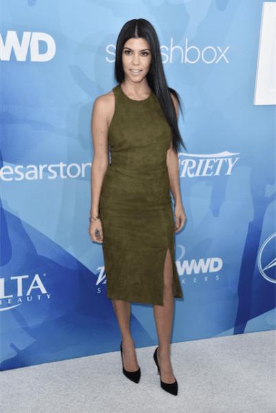 Khloe Kardashian celebrates hairstylist and friend Jen Atkin (Photo: Courtesy WWD & Variety).
