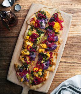 Veggie Flatbread - Credit Gerber Group
