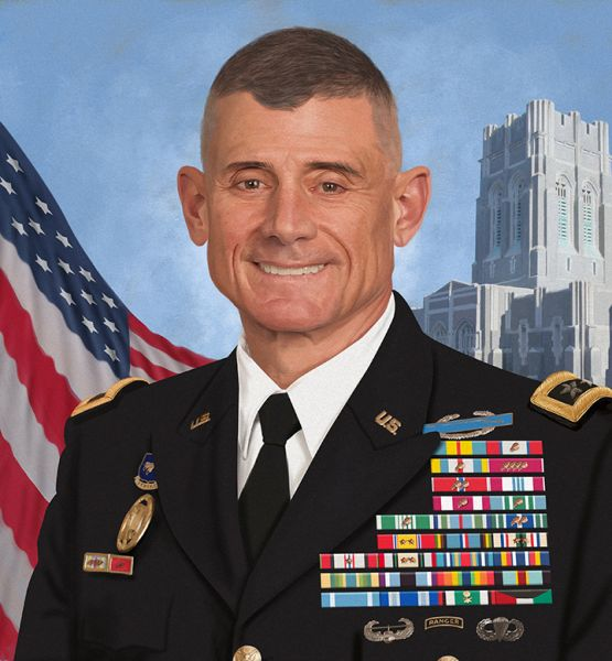 Lt. Gen. Robert L. Caslen Jr. (Photo credit Dale Stephanos)