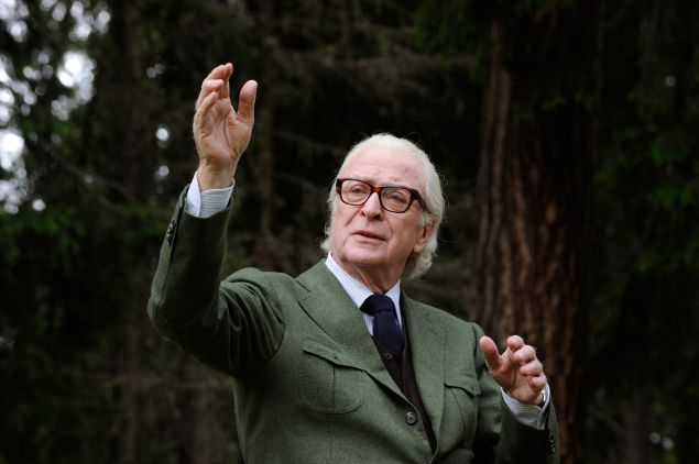 Michael Caine stars in Youth.