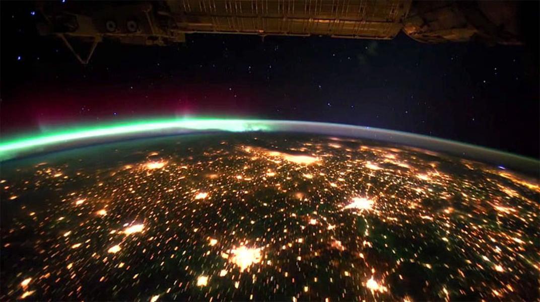 (Photo: NASA / International Space Station)