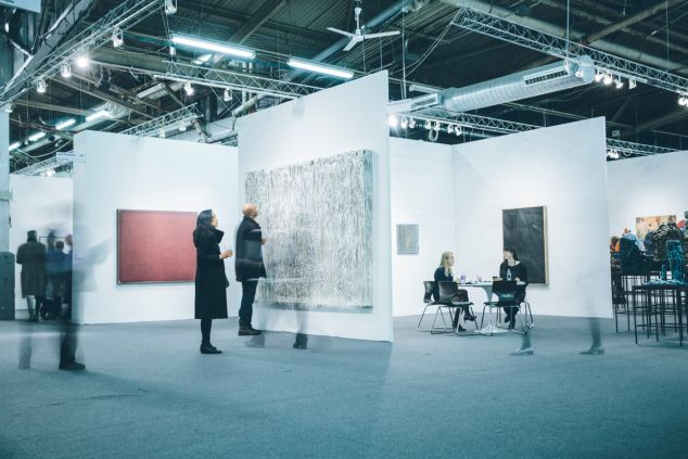 The Armory Show. (Photo: Courtesy of The Armory Show)