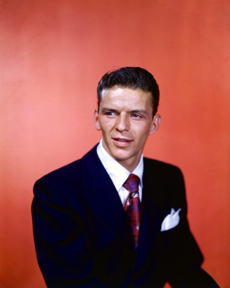 Frank Sinatra. (Photo: Getty Images)