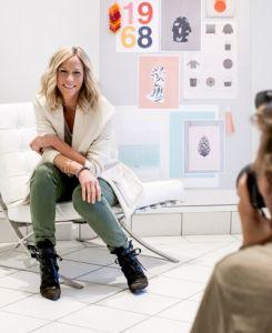 Melissa Knapp (Photo: Clinique).