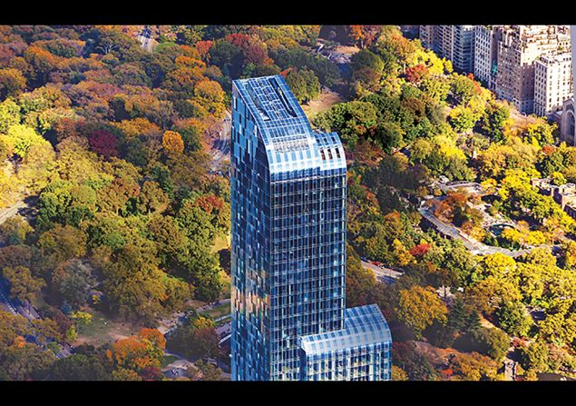 157 West 57th Street. (Courtesy Douglas Elliman)