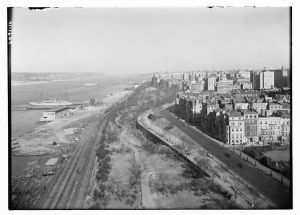 Riverside Drive, back in the day.