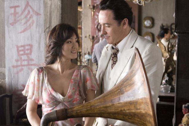 Gong Li and John Cusack star in Shanghai.