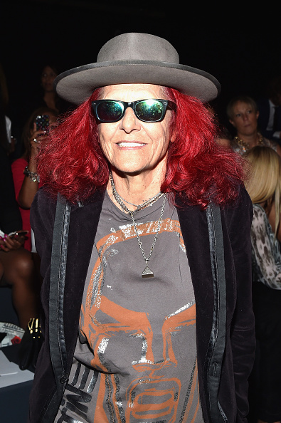 Patricia Field during Spring 2016 New York Fashion Week (Photo: Larry Busacca / Getty).