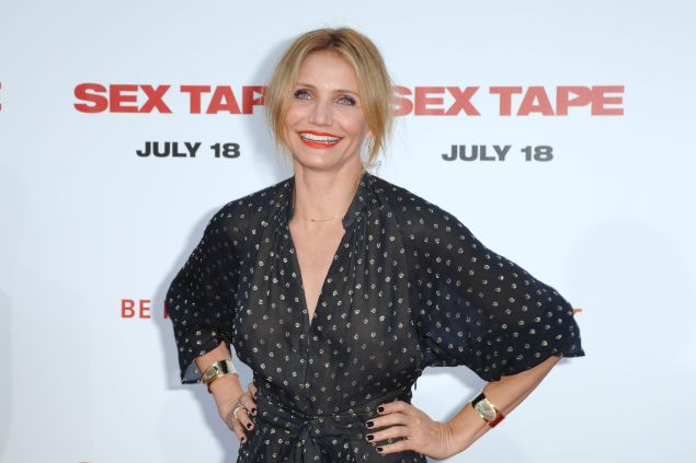 Cameron Diaz has already found a buyer for her Greenwich Village pad. (David Crotty/Patrick McMullan)
