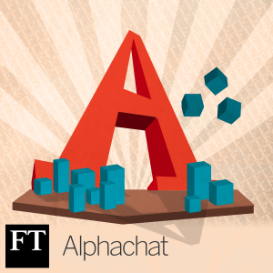 FT Alphachat is one of FT's new podcasts, produced in New York City. (Image: Financial Times)