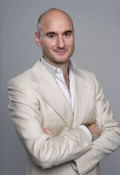 The new director of New York City's Armory Show Ben Genocchio. Photo: Wiki Commons
