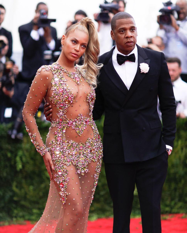 Beyoncé Knowles, Jay-Z (Photo: BFA).