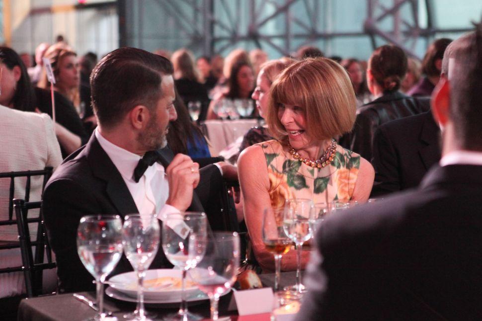 Marc Jacobs, Anna Wintour (Photo: BFA).