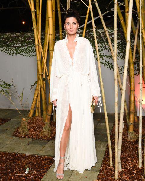 Giovanna Battaglia (Photo: Billy Farrell Agency).