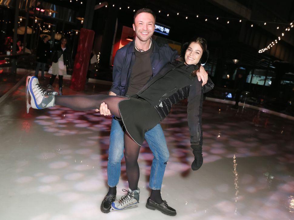 Tom Van Dorpe, Julia Restoin Roitfeld (Photo: Matteo Prandoni for BFA).