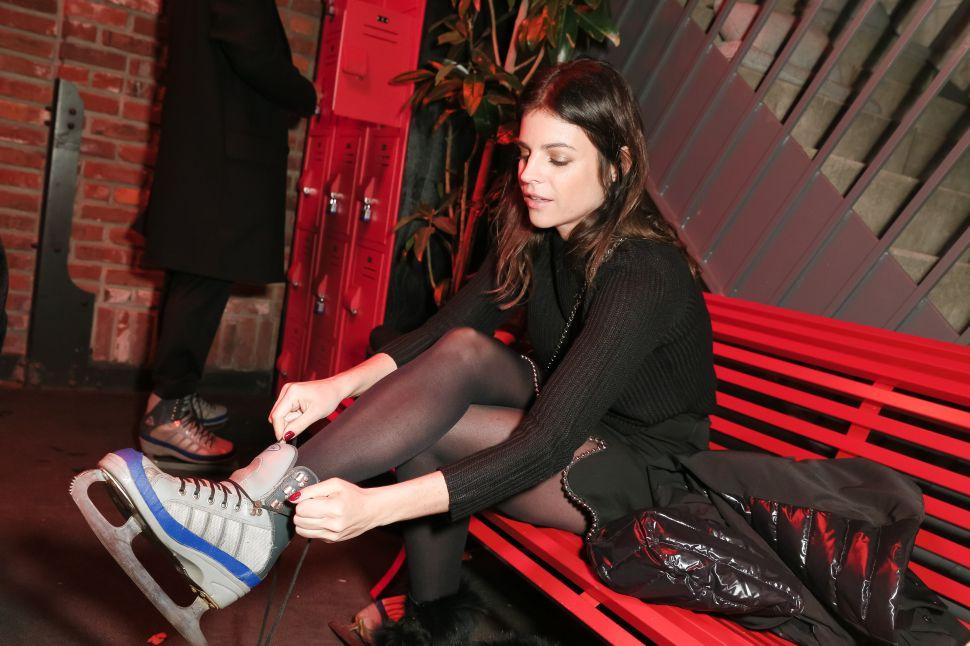 Julia Restoin Roitfeld (Photo: Matteo Prandoni for BFA).