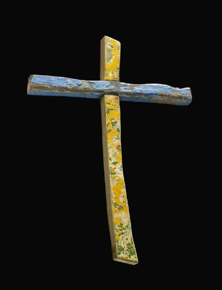 The British Museum's 2013 Lampedusa Cross.