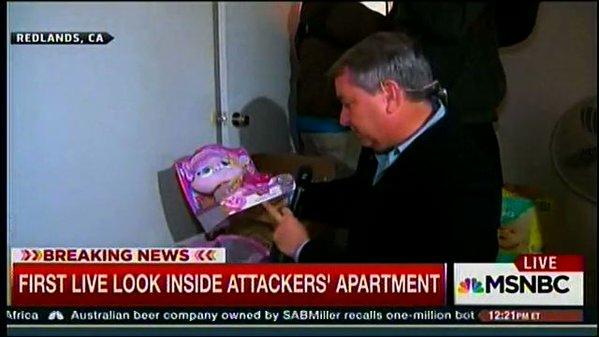 Really, MSNBC? (Photo: Twitter)