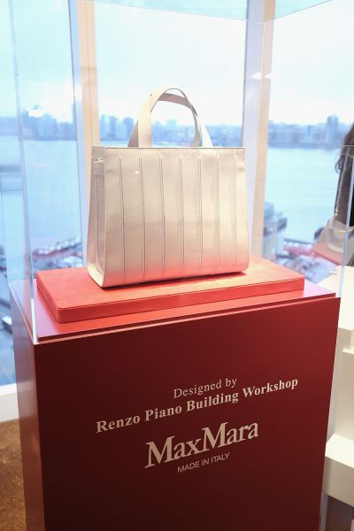 NEW YORK, NY - APRIL 22: A general view of atmosphere at the Max Mara Whitney Bag Launch Party at Top of the Standard Hotel on April 22, 2015 in New York City. (Photo by Neilson Barnard/Getty Images for Max Mara)