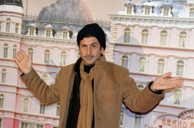 French artist Andre Saraiva will appear at the Room 40 Cocktail Party (PIERRE ANDRIEU/AFP/Getty Images)