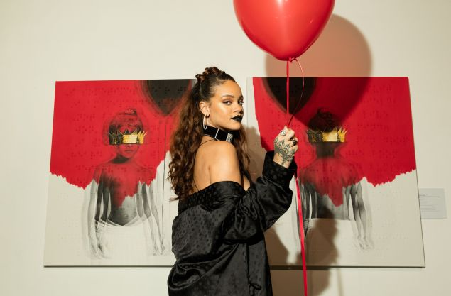 Rihanna (Photo: Christopher Polk/Getty Images).